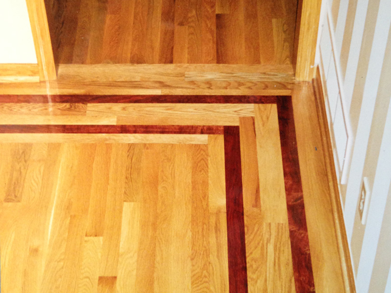 Wood floor designs borders the image Wood floor design ideas pictures